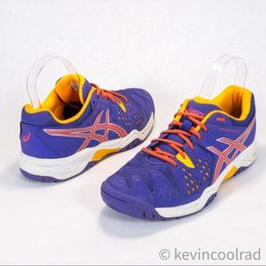 Asics Gel Resolution Running Shoe Sneaker